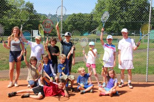 Tenniscamp Blau Weiß Fabian