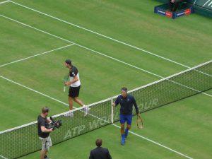Federer gegen Jan Lennard Struff