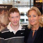 Dockhorn und Stondzik beim Tenniskongress in Berlin
