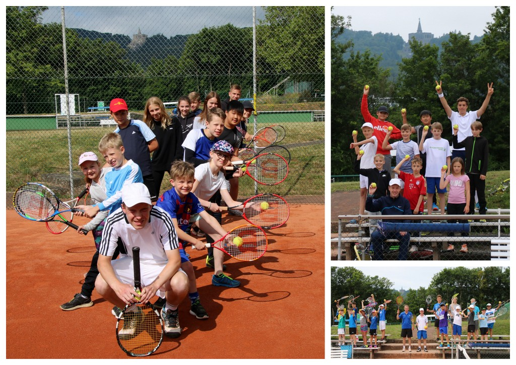 Stondziks Event-Tenniscamps 2019