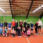 Winter-Tenniscamp 23.02.2020