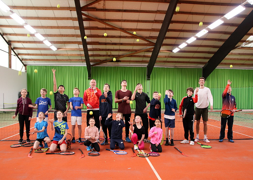 TC Blau-Weiss Winter-Tenniscamp 23.02.2020