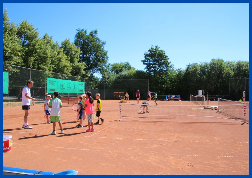 Jugendtraining Tennis Kassel